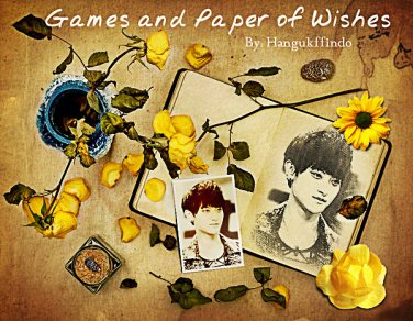 games and paper of wishes