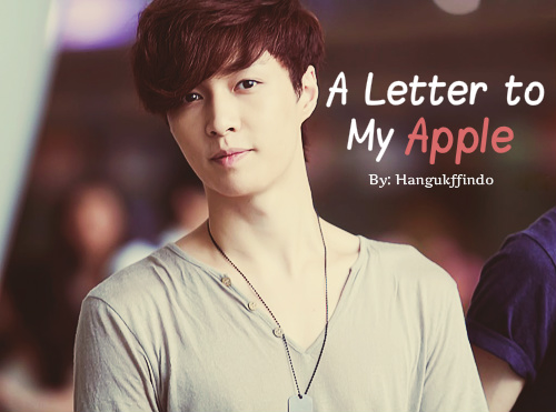 A Letter to My Apple